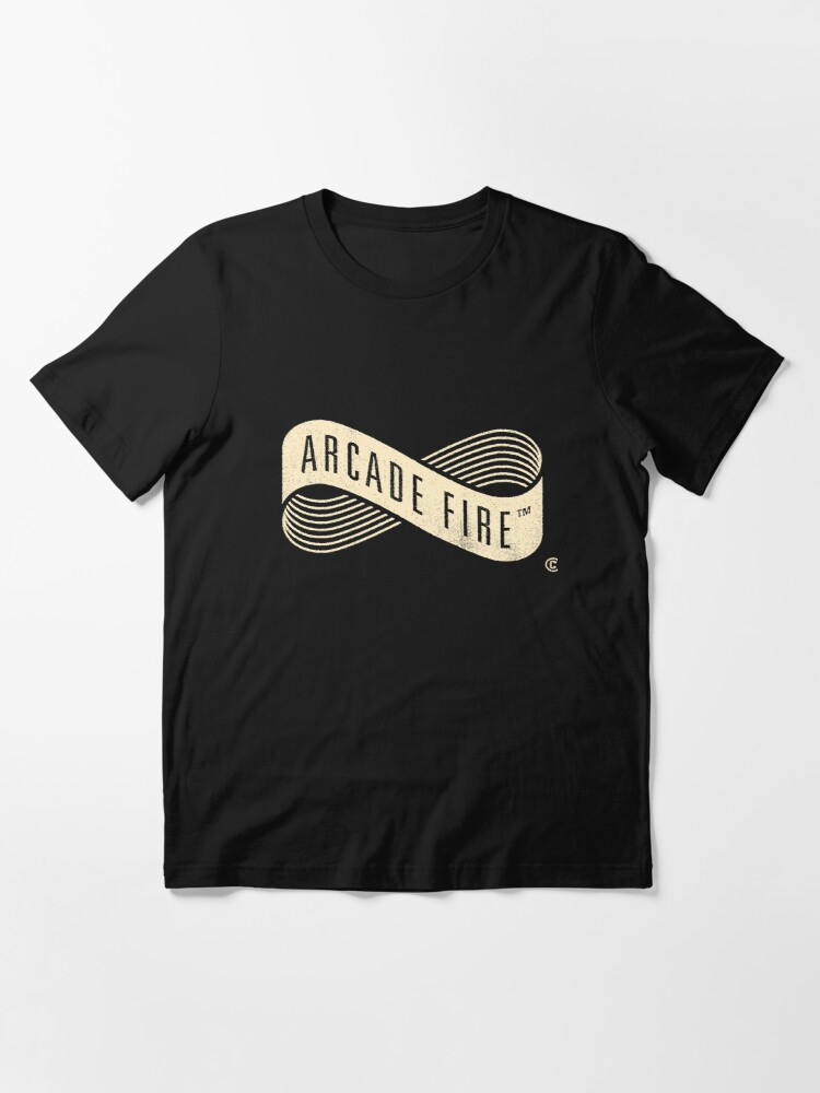 Alternate view of Arcade Fire Live On Stage Essential T-Shirt