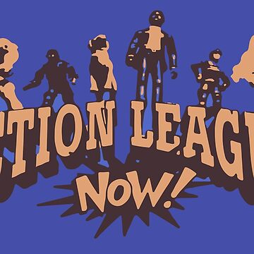 Action League Now! by blackandnerdy