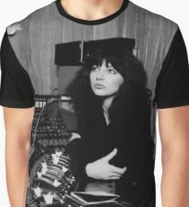 Kate Bush Studio Graphic T-Shirt
