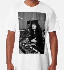 Kate Bush Studio Long T-Shirt