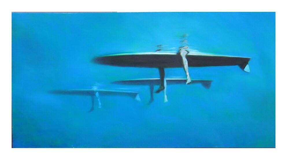 BLUE VIEW by Reid Winfrey