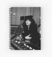 Kate Bush Studio Spiralblock