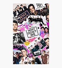 Awesome why don't we Photographic Print