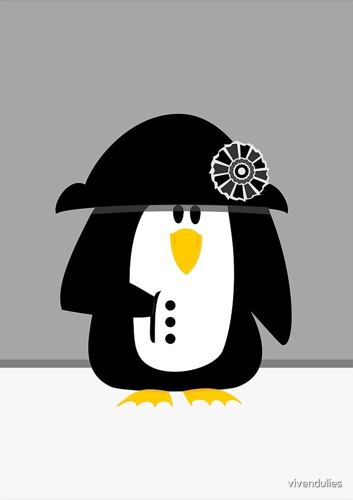 Penguin Bonaparte VRS2 by vivendulies