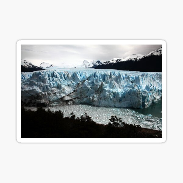 South America Trip 12 Sticker