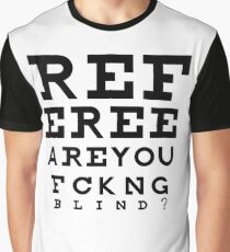 NFL Referee Graphic T-Shirt
