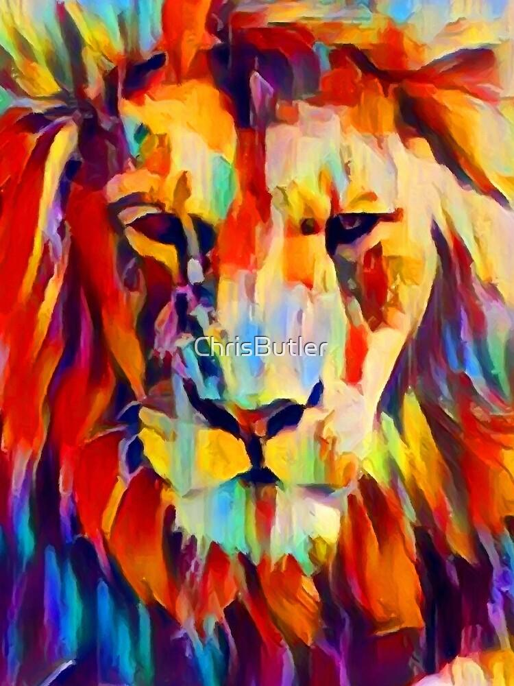 Lion by ChrisButler