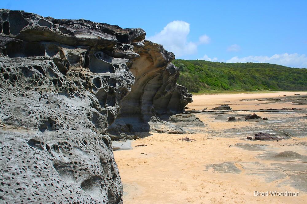 Rock Wave 2 by Brad Woodman