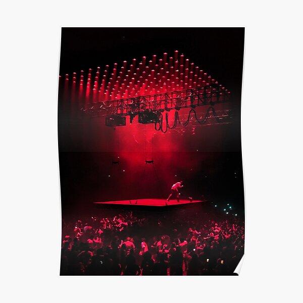 Kanye West Saint Pablo Tour Poster