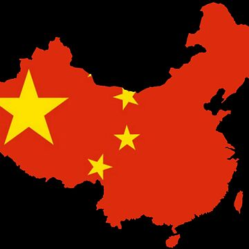 China by raybound420