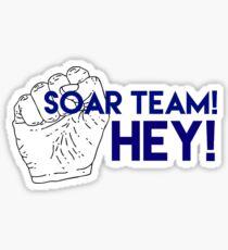 SOAR team sticker Sticker