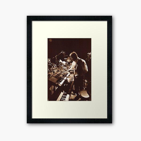 Tony DuPuis Back Stage XL Framed Art Print