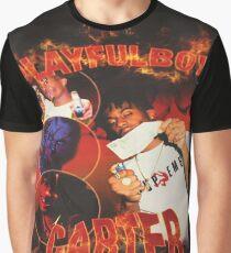 PLAYFULBOY CARTER Graphic T-Shirt