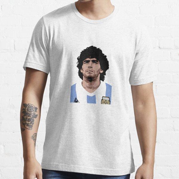 Mercancía de Maradona Camiseta esencial
