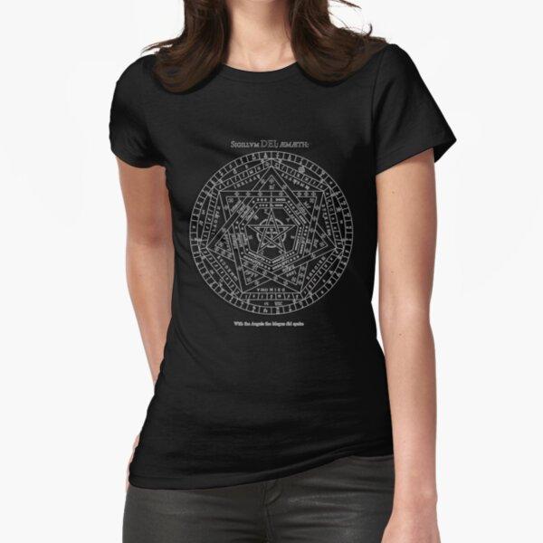 Sigilum Dei Aemeth Fitted T-Shirt