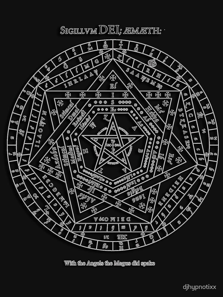 TShirtGifter presents: Sigilum Dei Aemeth   Women's T-Shirt