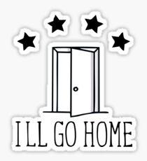 Shane Dawson - I'll Go Home Sticker