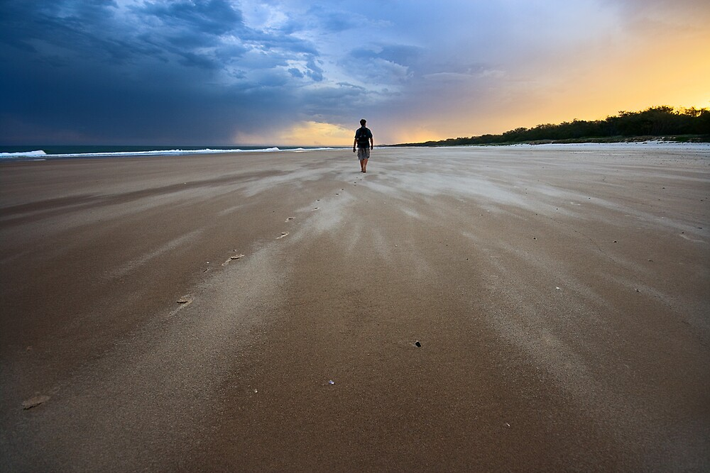 Walking The Middle Path by Nigel Davey