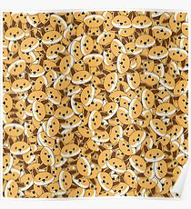 Mini Dingo - Australian animal design Poster