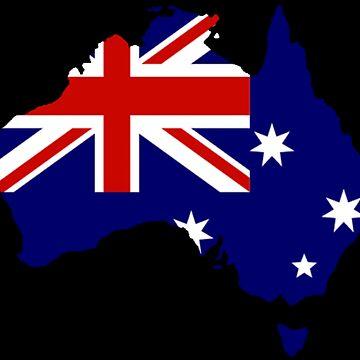 Australia  by raybound420
