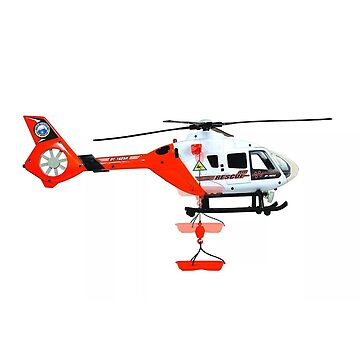 Rescue Helicopter  by Keywebco