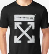 Off-White Brush Arrows Unisex T-Shirt
