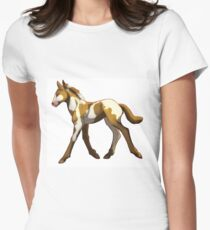 Foal  Women's Fitted T-Shirt