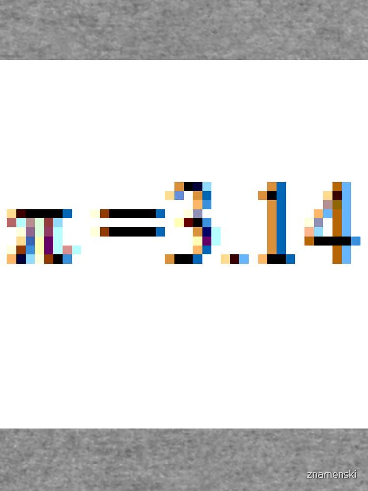 π - pi by znamenski