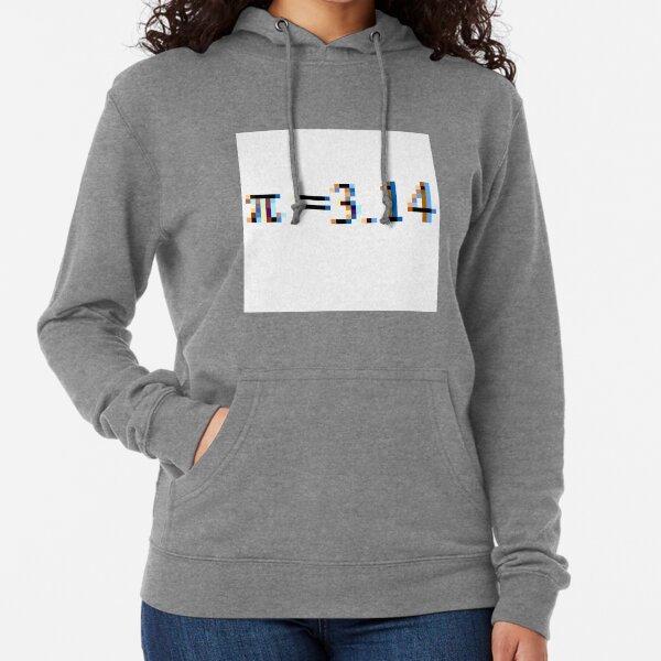 π - pi Lightweight Hoodie