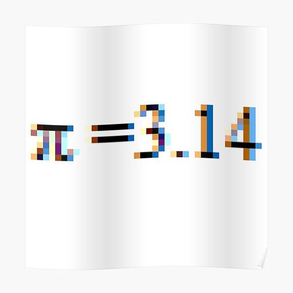 π - pi Poster