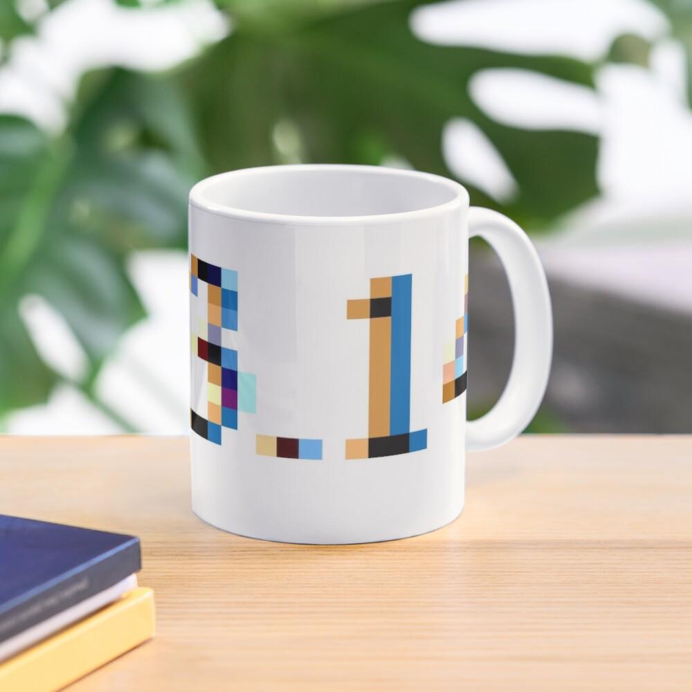 π - pi Mug
