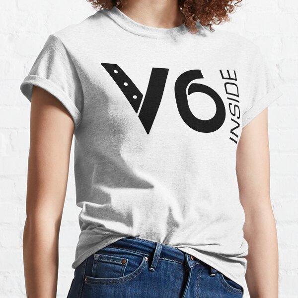 V6 Inside T-shirt classique