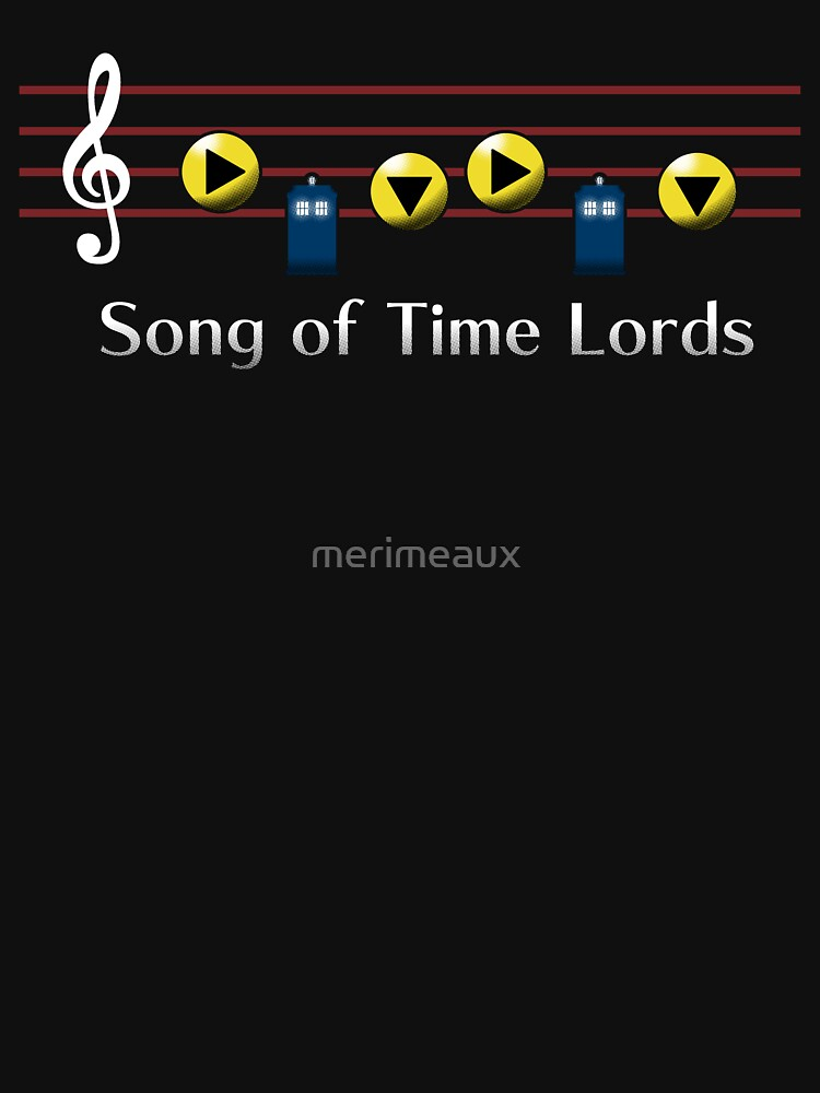 Song of Time Lords by merimeaux