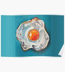 Fried Egg Poster