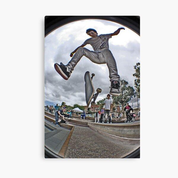 Airwalk Canvas Print