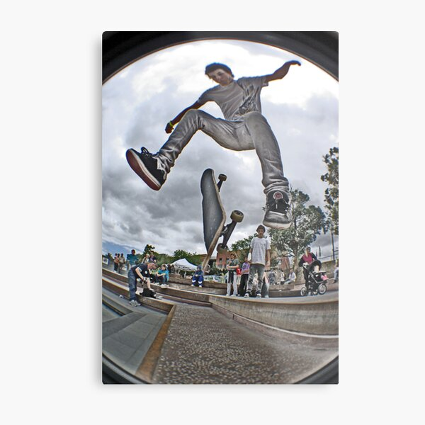 Airwalk Metal Print