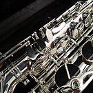Tenor-Saxophonschlüssel von BlueMoonRose