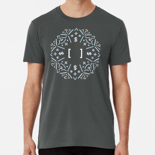 Code Mandala - Regexp Premium T-Shirt