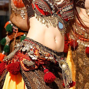 Belly Dancer by Normf