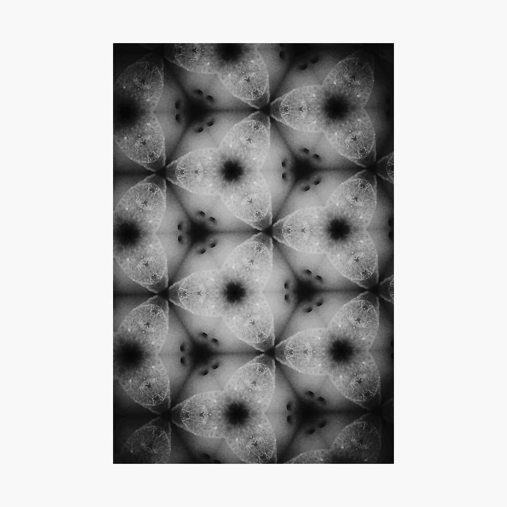 Schwarze Löcher Fotodruck