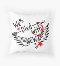 Newt - Maze Runner Design Floor Pillow