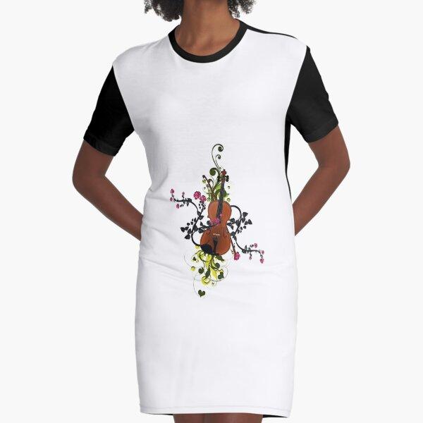 The Soloist  Graphic T-Shirt Dress