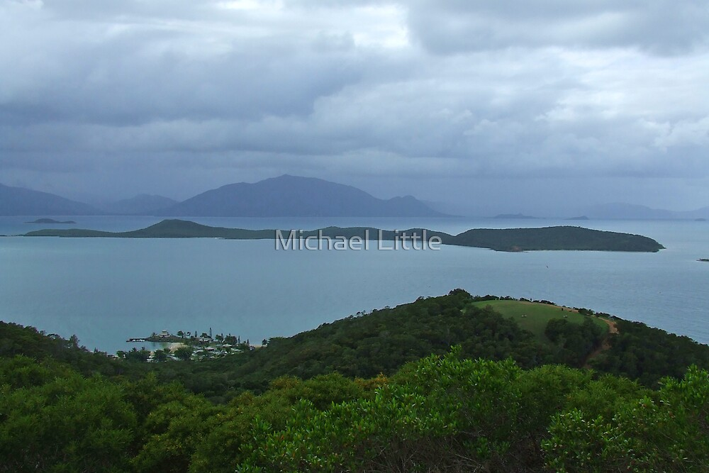 Islands of Noumea by Michael Little