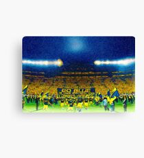 Glory at The Big House Canvas Print