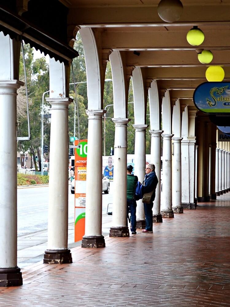 Colonnade by kllebou