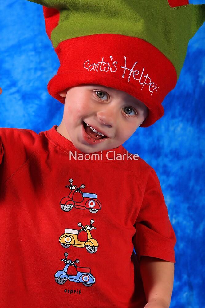 Santa's Helper by Naomi Clarke