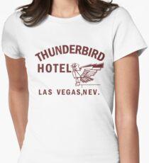 Thunderbird  Women's Fitted T-Shirt