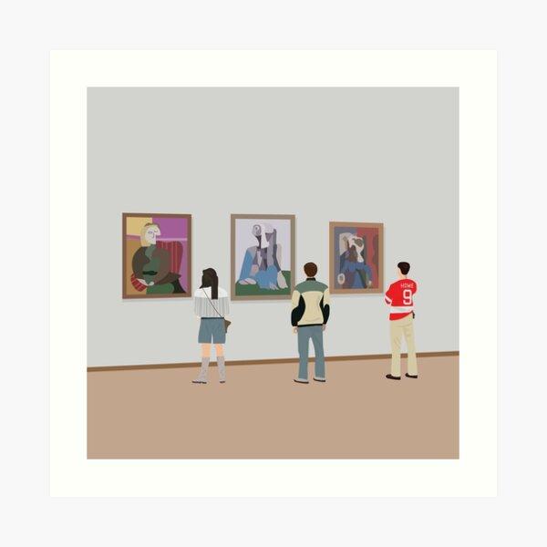 Ferris Bueller Impression artistique