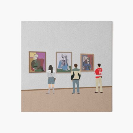 Ferris Bueller Art Board Print