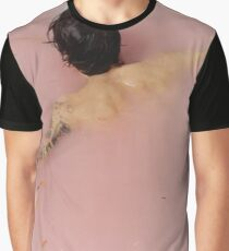 HS - pink flowers Graphic T-Shirt